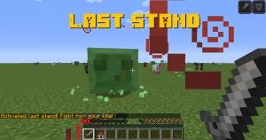 Last Stand - активация режима берсерка/последний шанс [1.16.3] [1.15.2]