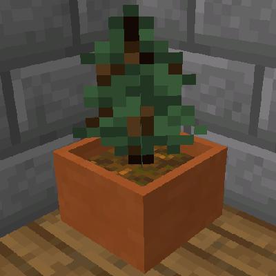 Botany Trees - выращиваем деревья в горшках [1.16.5] [1.15.2]
