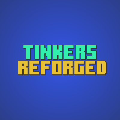 Tinkers' Reforged - материалы для тинкер констракт [1.12.2]
