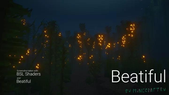 Beatiful - красивые подводные биомы [1.16.3]