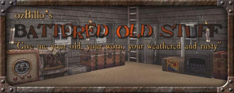 Battered Old Stuff - древние текстуры [1.16.4] [1.15.2] [1.12.2] [1.11.2] [1.10.2] [1.7.10] [64x]