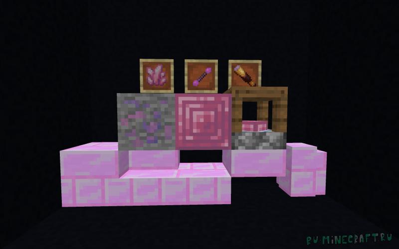 GC's Crystals - кристаллы [1.15.2]