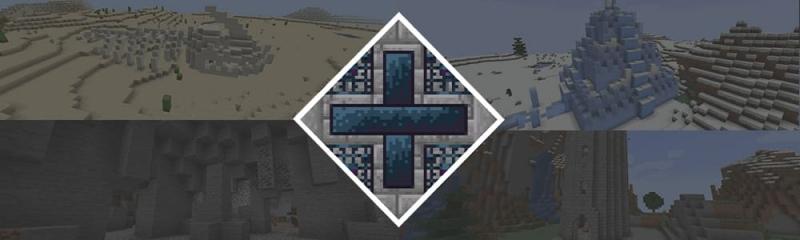 Dungeons Plus - новые данжи (структуры с лутом) [1.16.5] [1.15.2] [1.14.4]