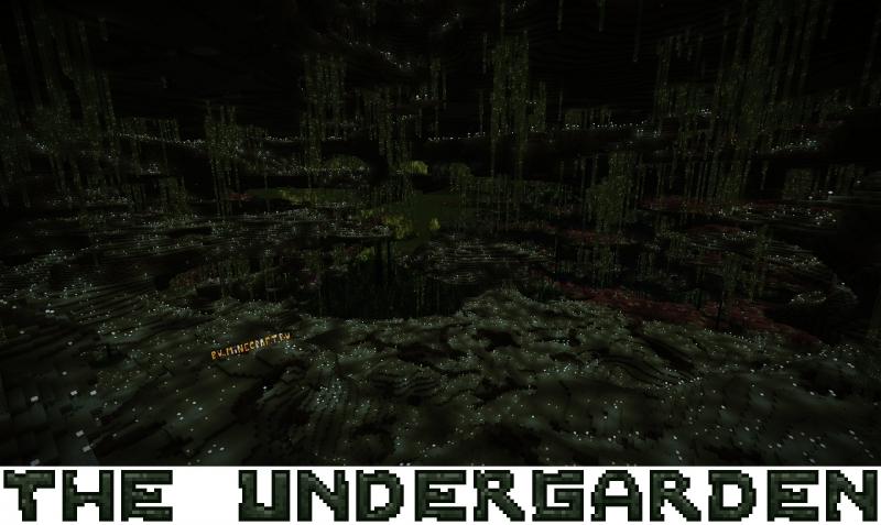 The Undergarden - темное, подземное измерение [1.16.5]