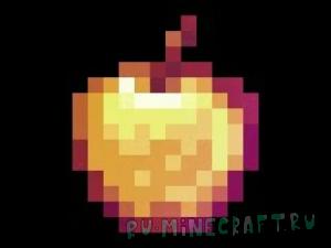 Enchanted Golden Apple Craft - крафт зачарованного золотого яблока [1.16.5] [1.15.2] [1.14.4] [1.12.2]