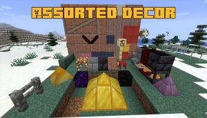 Assorted Decor - разнообразный декор [1.17.1] [1.16.5]