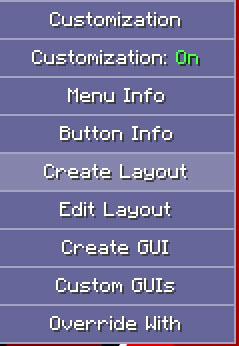 FancyMenu - изменение, настройка, уникальное анимированное меню [1.16.5] [1.15.2] [1.12.2] [1.8.9]