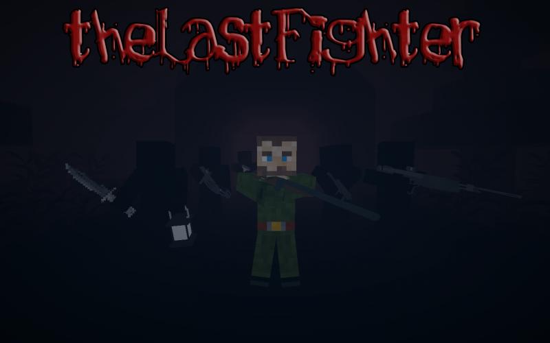 theLastFighter-one — Выживание с элементами хоррора [MAP] [Client] [1.7.10]