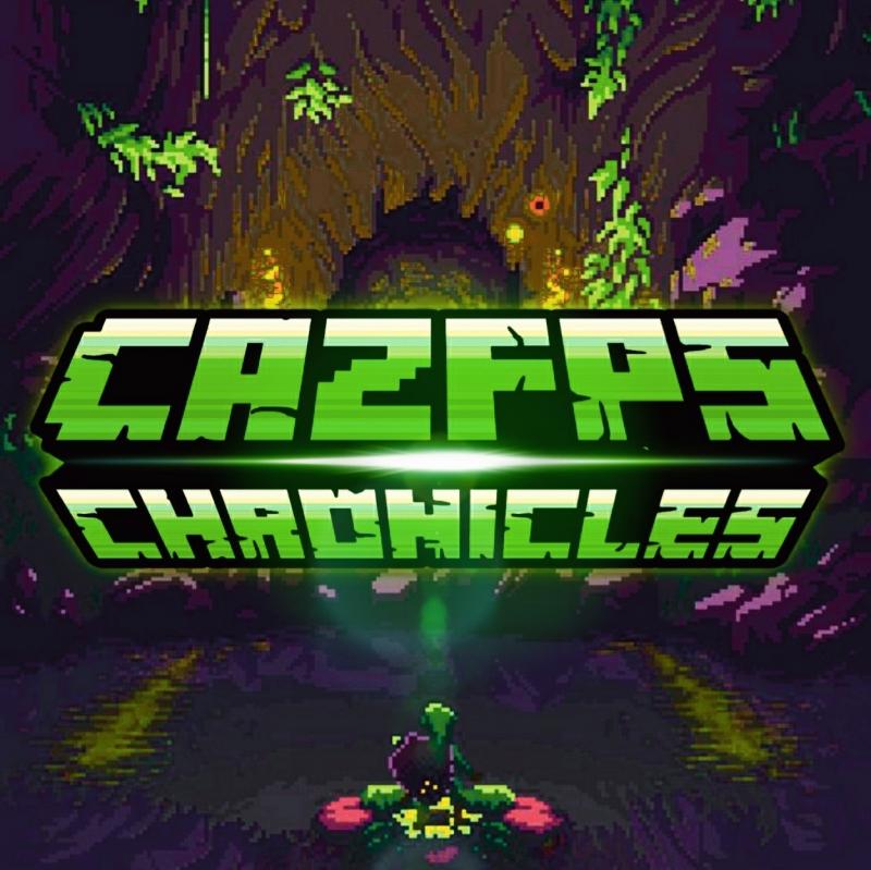 CazFps Chronicles - атмосферное растительное измерение [1.15.2]