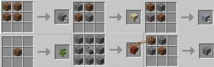 OneBlock, карта один блок - выживание на одном блоке [1.16.4] [1.15.2] [+ все рецепты]