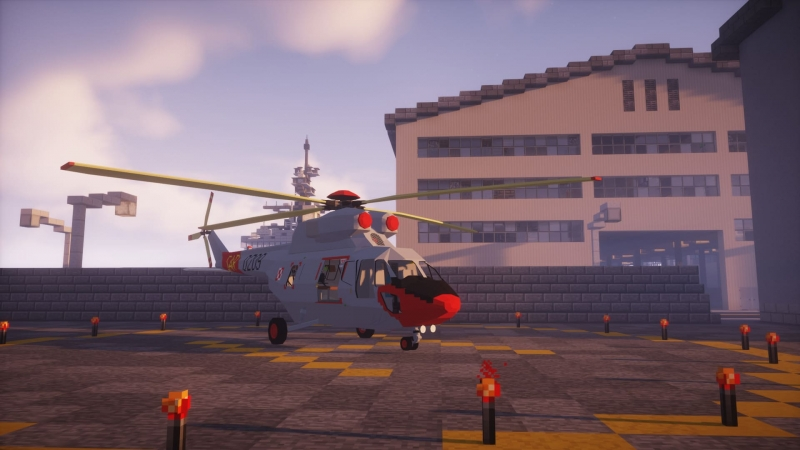 Miszko's Vehicle Pack - пак самолетов, вертолетов, автобусов, Польская техника [1.12.2]