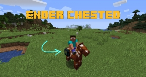 Ender Chested - эндер сундук на лошади [1.16.4] [1.15.2]