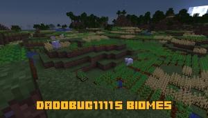 Dadobug1111's Biomes - дополнительные биомы в ванильном стиле [1.16.5]