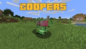 Goopers - крипер-шутка [1.16.4]