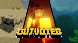 Outvoted - мобы из голосований, которых не добавили в игру [1.17.1] [1.16.5] [1.15.2]