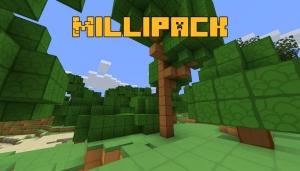 Millipack - картонные и мультяшные текстуры [1.16.4] [512x]