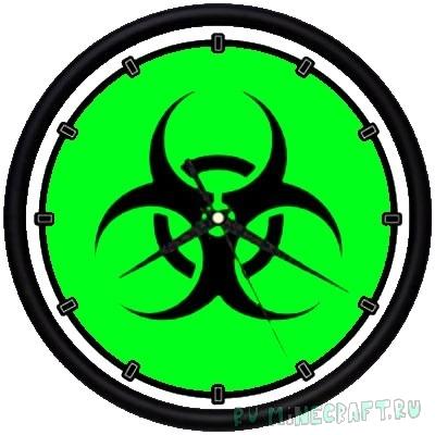 Undead Infection - инфекция от зомби [1.16.5] [1.15.2]