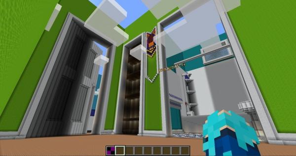 Instant Structures - постройте готовые здания в 1 клик [1.16.5] [1.15.2] [1.14.4] [1.12.2] [1.11.2] [1.7.10]