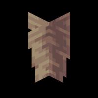 блок сталактита