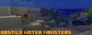 Hostile Water Monsters - маленькие стражи [1.16.5]