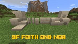 Of Faith and War - предметы декора средневековой Европы [1.16.5]