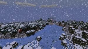 Snowy - новогоднее настроение в майнкрафте [1.16.5]