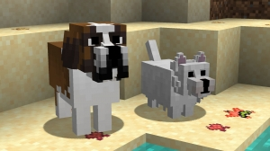 Better dogs - текстуры реалистичных собак [1.16.5] [1.15.2] [1.14.4] [1.12.2] [1.8.9] [16x]