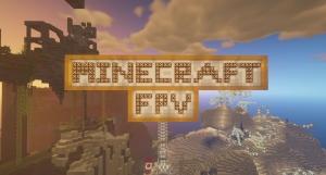 Minecraft FPV - полеты на дроне от первого лица [1.16.5] [1.15.2]