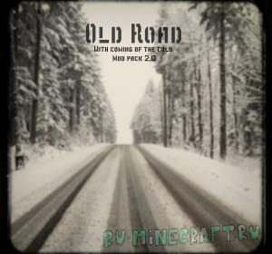 Old Road - сборка с реалистичным оружием, рпг, хардкор [1.16.5]