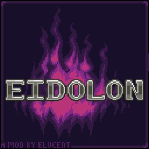 Eidolon - темный магический мод, некромантия [1.16.5]