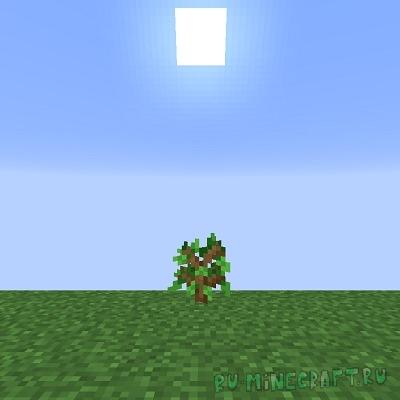 HT's TreePlant - реалистичное распространение деревьев [1.16.5] [1.15.2]