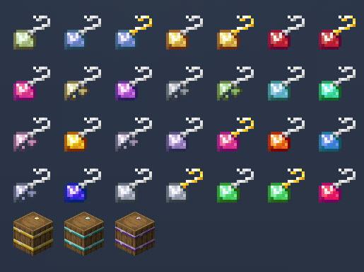 Charms Mod - амулеты [1.16.5] [1.15.2] [1.12.2]