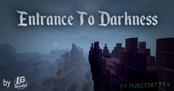 Entrance to Darkness by LGame Studio - магическая сборка с эпохами и квестами [1.12.2]