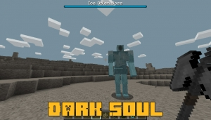Dark Soul - дарк соулс в майнкрафте [1.16.5] [1.15.2]