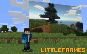 LittleFrames - картинки и видео из интернета в мире игры [1.12.2]