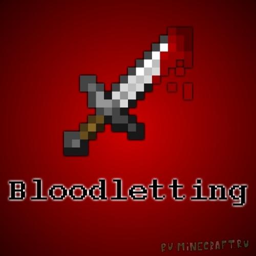 Bloodletting - зачарование кражи здоровья [1.16.5]
