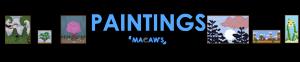 Macaw's Paintings - новые картины [1.17.1] [1.16.5] [1.15.2] [1.14.4]