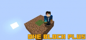 One Block Plus - мод в стиле карты 1 блок [1.17.1] [1.16.5] [1.15.2] [1.12.2]