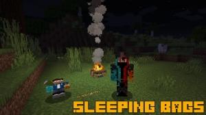 Sleeping Bag - спальный мешок, спи где угодно [1.16.5] [1.15.2] [1.10.2]