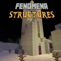 Phenomena Structures - новые структуры в мире майнкрафта [1.16.5] [1.15.2]