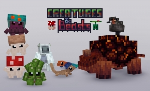 Creatures and Beasts - милые животные [1.16.5]