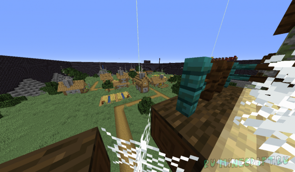 Raid, Pillage and Village Update - рейды на деревню [1.16.3+]