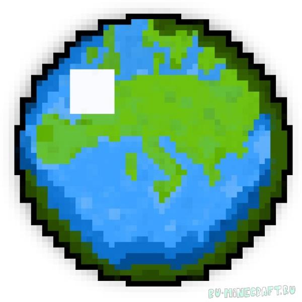 Project:Real world - Карта реального мира [1.16.5] [1.15.2]