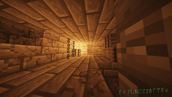 Подмир - карта с подземельем [1.16.5]