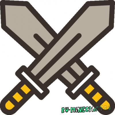 AttackSpeedPlus - старая система боя из майнкрафт 1.8 [1.16.5]
