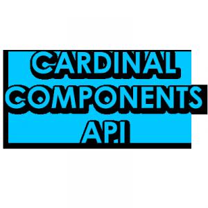 Cardinal Components [1.17] [1.16.5] [1.15.2] [1.14.4]