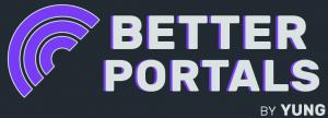 YUNG's Better Portals - новая система порталов в Нижний мир [1.16.5]