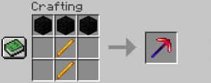 Furnace Pickaxe - кирка-печь [1.16.5] [1.15.2]