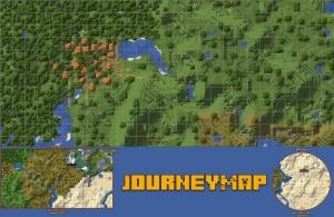 JourneyMap - открой карту мира, миникарта [1.16.5] [1.15.2] [1.14.4] [1.12.2] [1.11.2] [1.8.9] [1.7.10]