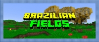 Brazilian Fields - частица Бразилии в майнкрафте [1.16.5]